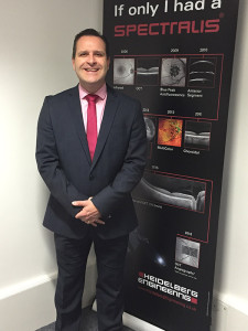 National Accounts Manager Mike Riley