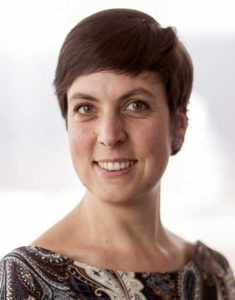 Arianna Schoess, newly appointed Managing Director of Heidelberg Engineering GmbH.